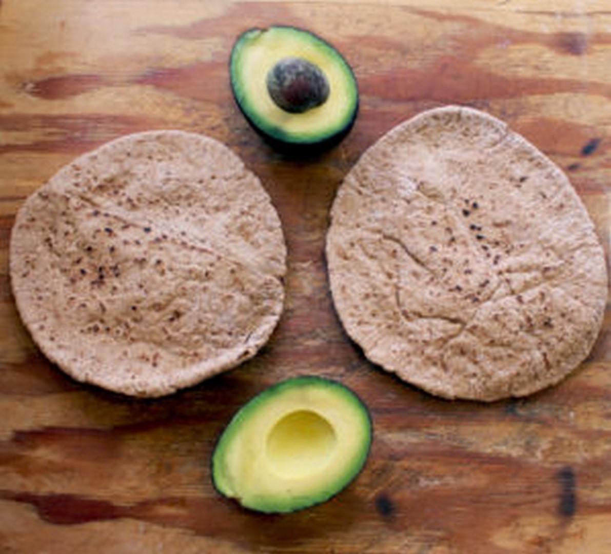 avocado pita