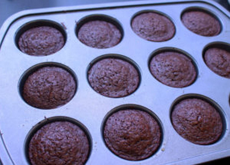 bloog orange brownies