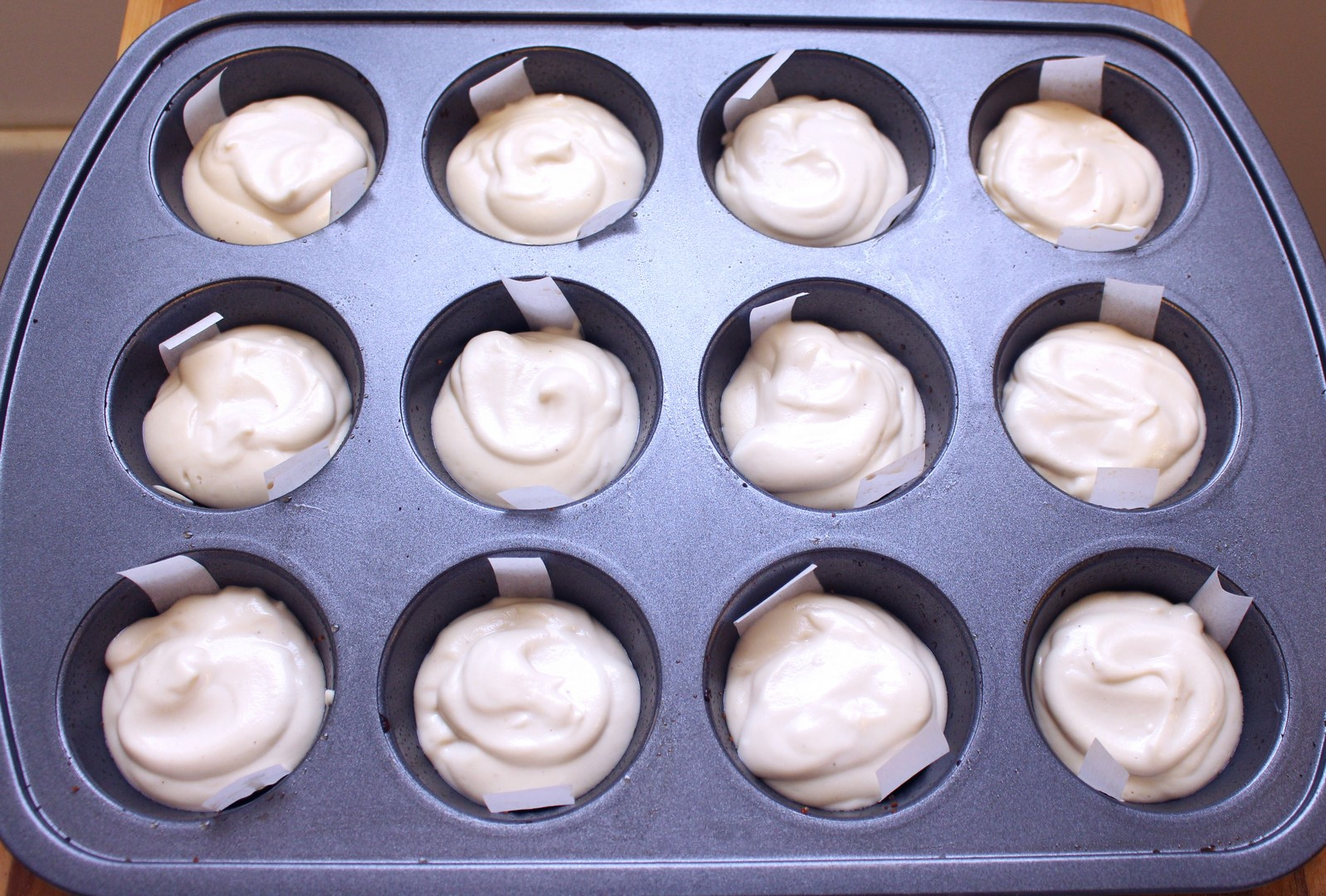 No Bake Biscoff Cookie Butter Cheesecake Bites Vegan