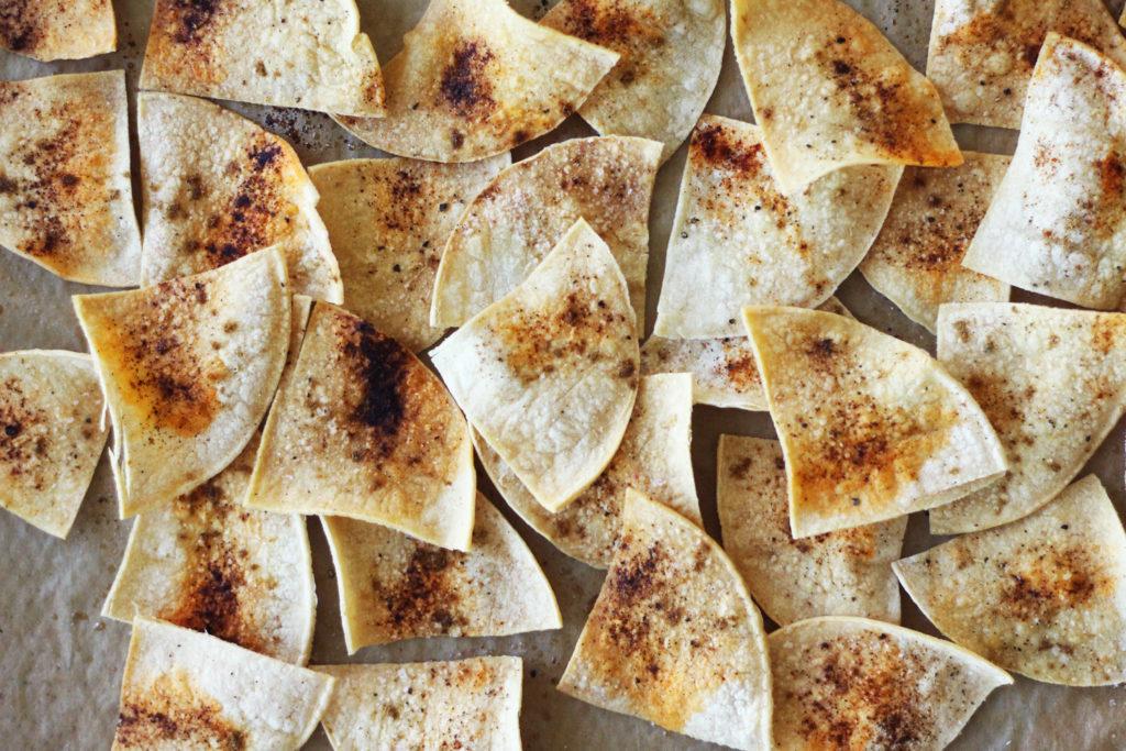 rainbow lentil nachos vegan vegetarian gluten free food blog recipe zenanzaatar chipotle cashew queso tortilla chips